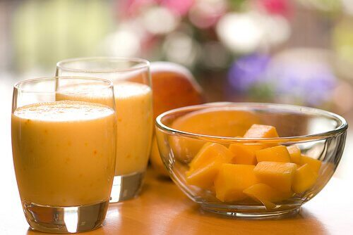 3 papaya smoothie