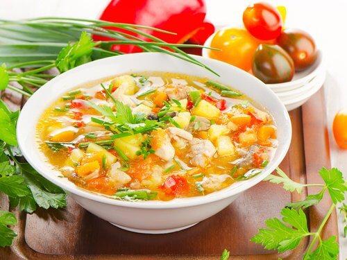 3 soup