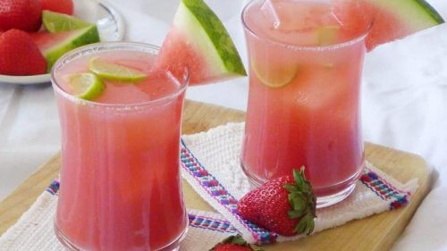 4 watermelon smoothie
