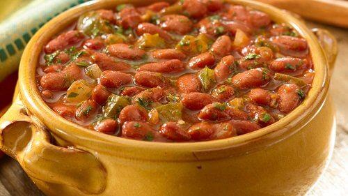 5 beans