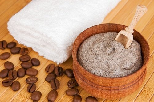 5 coffee scrub