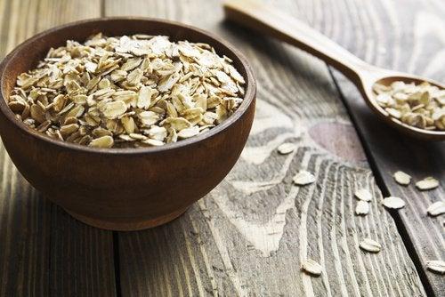 5 oats