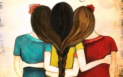 Sibling Connection: it comes from the heart