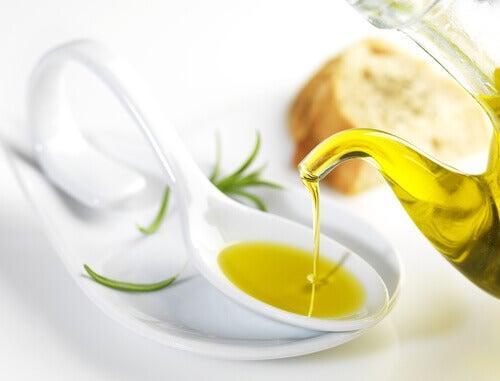 Oliiviöljyä vatsahaavalle