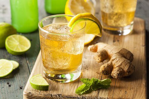 Lemon and Ginger: Great Allies for Stopping Migraines