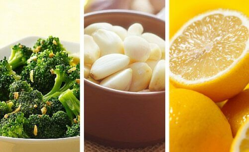 Weight Loss and Health: Broccoli, Lemon & Garlic