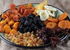 Dried Fruit Strengthens Bones and Fights Fatigue