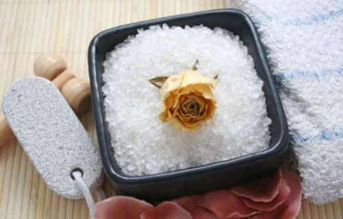 The Benefits of Sea Salt for Cellulite