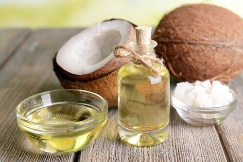 코코넛 오일은 지방간에 좋다