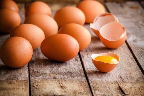 2 egg fresh