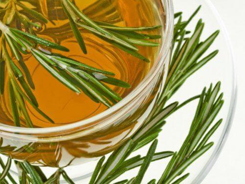 2 rosemary oil