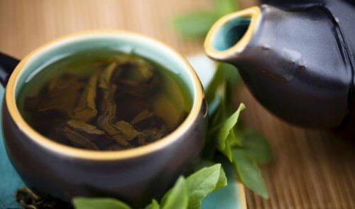 Ehkäise halvaus nauttimalla vihreää teetä