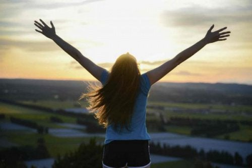 How to have a positive attitude when facing an adverse situation