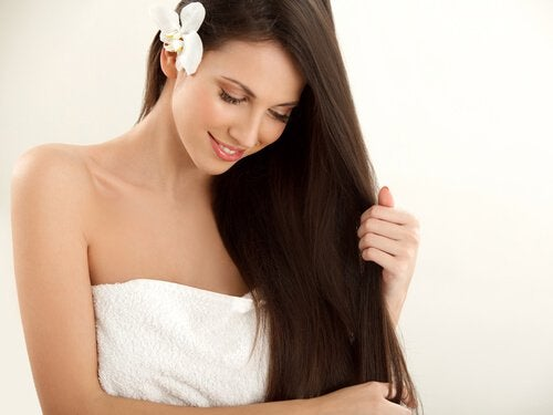 Benefits of argan oil for hair