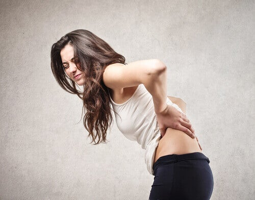 Herniated disc and back pain