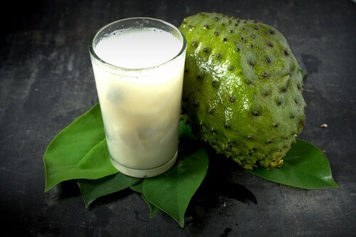 Eating soursop can give you increased energy.