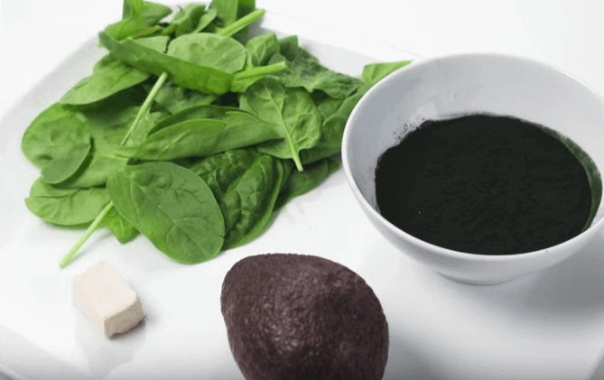 Ingredients for smoothie to fight hair loss naturally