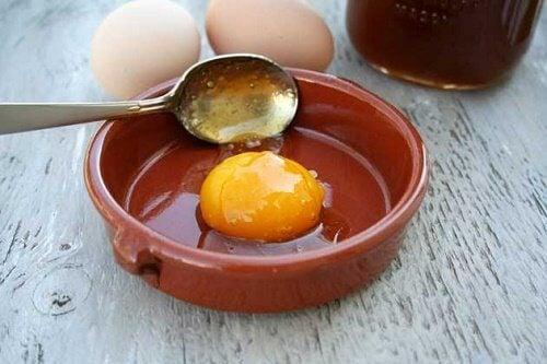 Kananmuna ehkäisee hiustenlähtöä