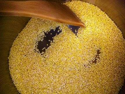 Grains in water natural remedy for heartburn