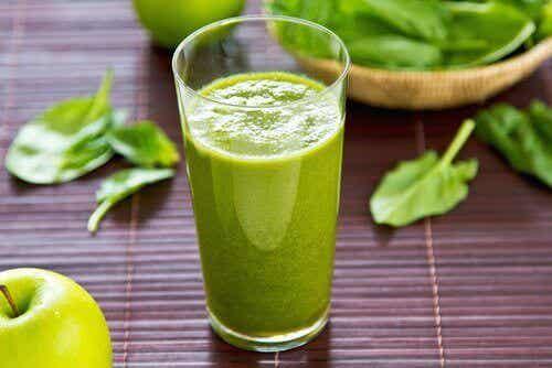 Natural Energy Drink to Strengthen Bones