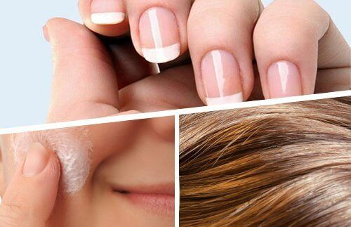 """How to Grow Hair, Skin, and Nails """"From Within"""""""