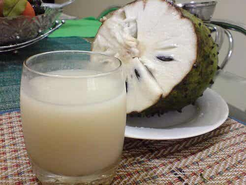 Eating Soursop for Health