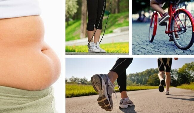 exercises for effective weight loss