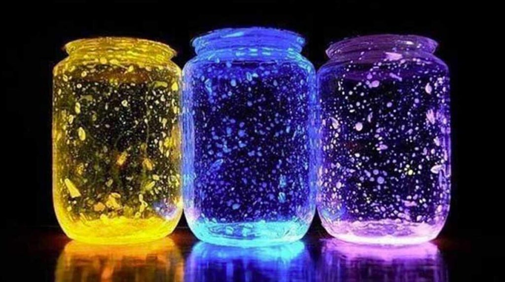Make Lighted Jars to Decorate Your Room