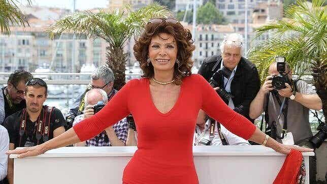 Sophia Loren: You Can Be Sexy at 81