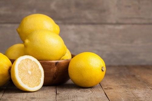2 lemons