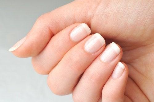 3 nails