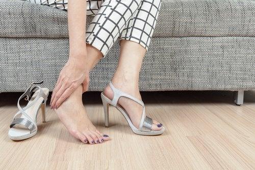 5 heels