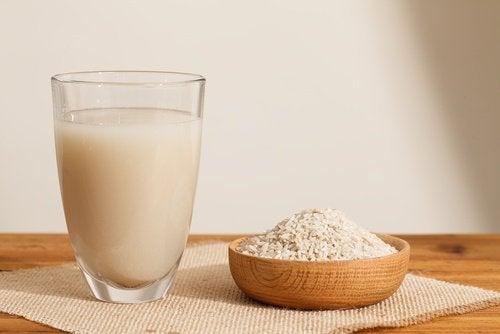 6 rice milk