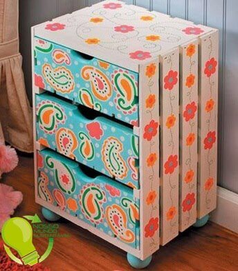 8 children toy box