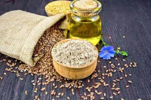 Remove Colon Toxins with Flaxseed