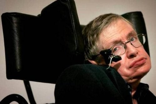 "Stephen Hawking's Message to People Who Are in a ""Black Hole"""