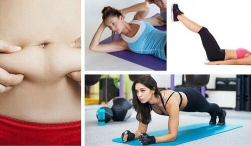 Seven Easy Exercises to Burn Belly Fat