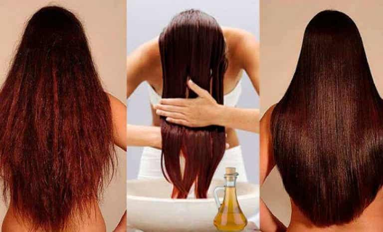Apple Cider Vinegar As a Natural Conditioner to Strengthen Hair