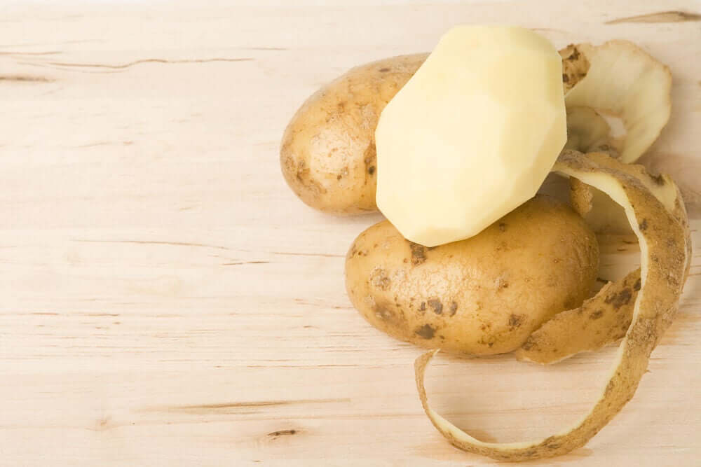 The benefits of potatoes.