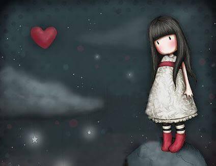Tyttö ja sydän