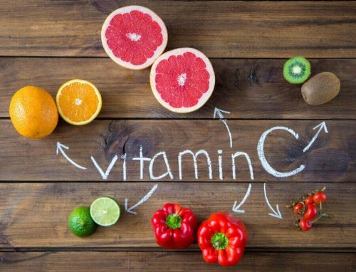 Vitamin C may help reduce fatigue.