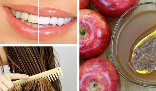 Eight Cosmetic Uses for Apple Cider Vinegar