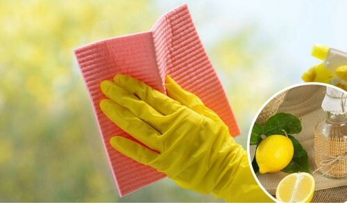 Home Tricks to Clean Glass and Windows
