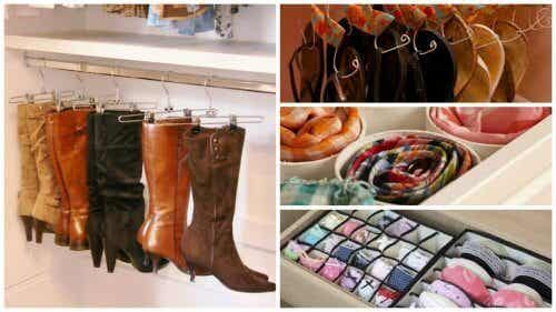 17 Tips to Organize Your Closet and Save Space