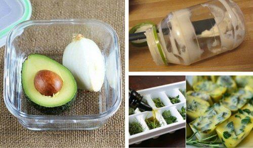 Avoid Wasting Food