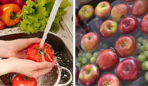 How to Wash Pesticides Off Your Fruits and Vegetables