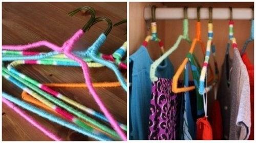 14 hangers