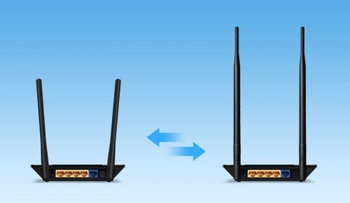 2 wireless router