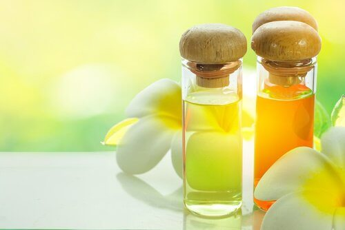 3 essential oils
