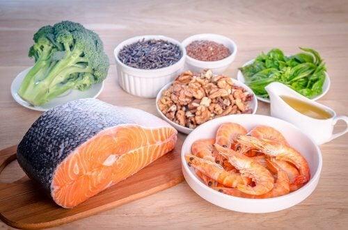 3 healthy fats